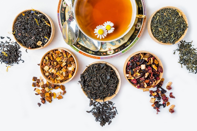 5 thés favorisant la fertilité